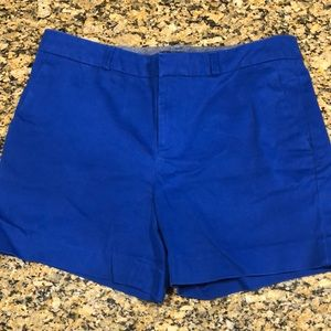 Banana Republic Blue Dress Shorts